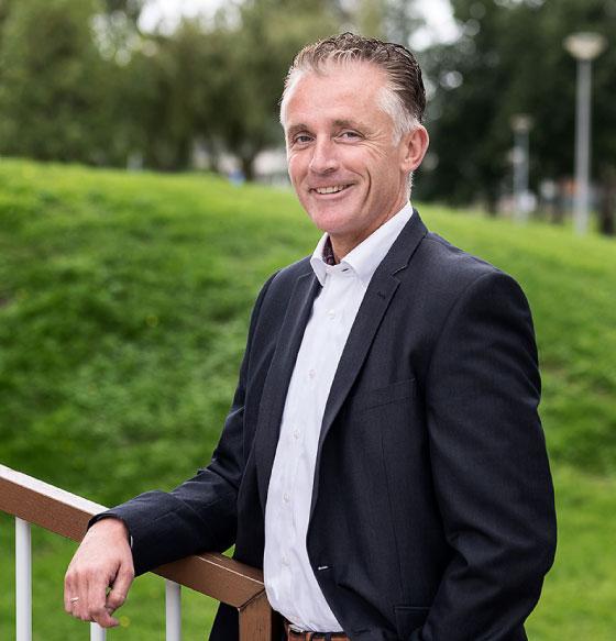 Ronald Kiebert, Associate bij Grip op finance