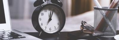 Kennisbijeenkomst persoonlijke productiviteit